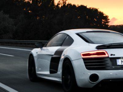 Audi R8 V10 Autobahn