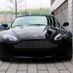Aston Martin Frankfurt Front