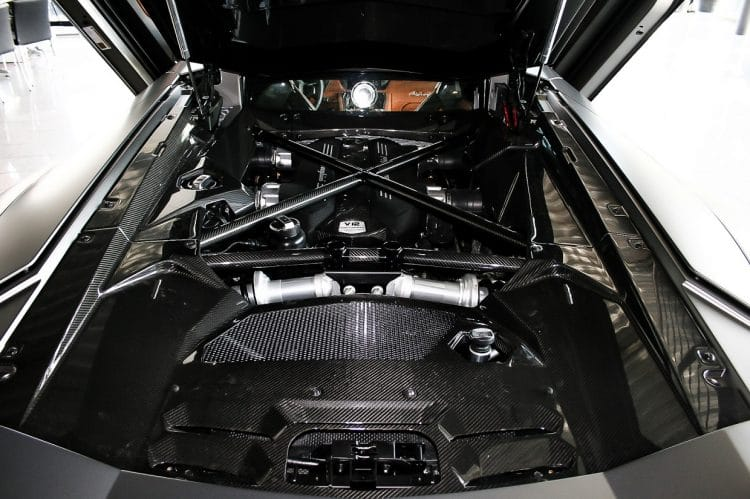 lamborghini aventador braunschweig motor