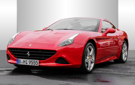 ferrari california berlin front