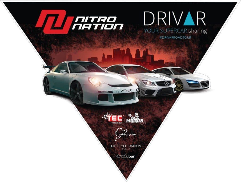 drivar roadtour logo