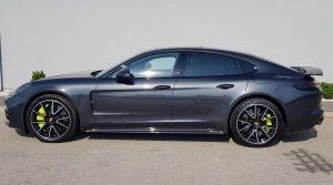 Porsche Panamera Turbo mieten