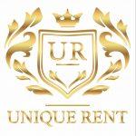 unique rent logo