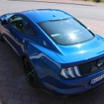 ford mustang giessen heck
