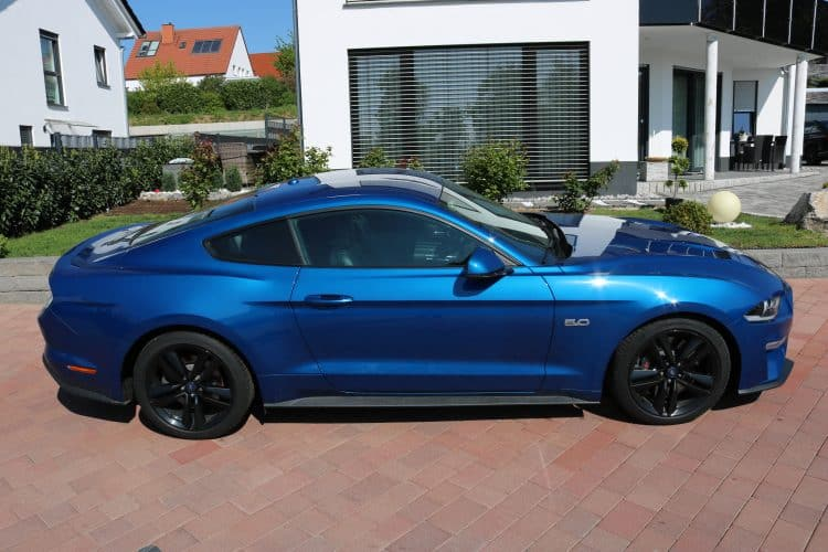 ford mustang giessen seite