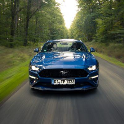 Ford Mustang GT mieten in Gießen