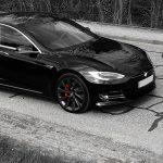 Tesla Model S P100D Ludicrous mieten in Stuttgart