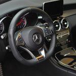 Mercedes C63 AMG mieten in Frankfurt