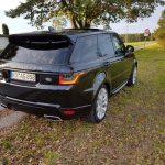 Range Rover mieten in München