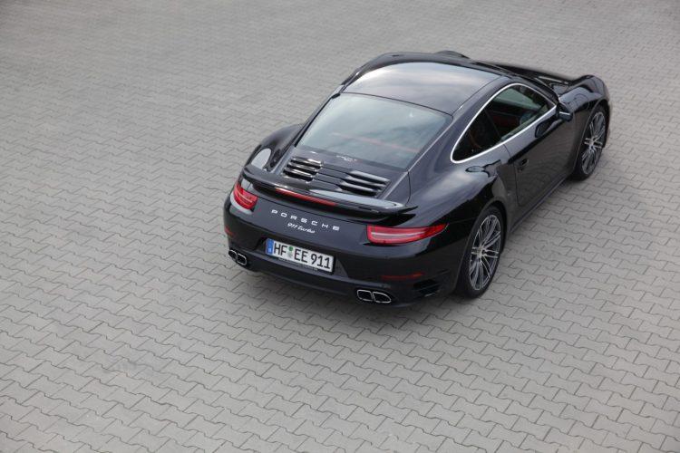 Porsche 911 Turbo mieten in Bielefeld