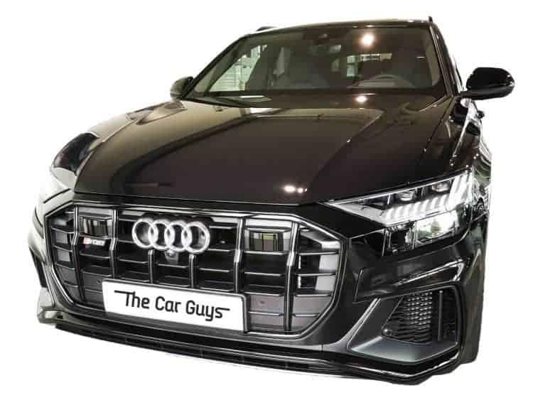 Audi SQ8 Langzeitmiete