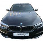 BMW M550d Langzeitmiete