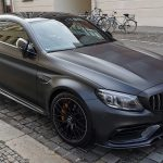 mercedes c63s amg coupe mieten in leipzig