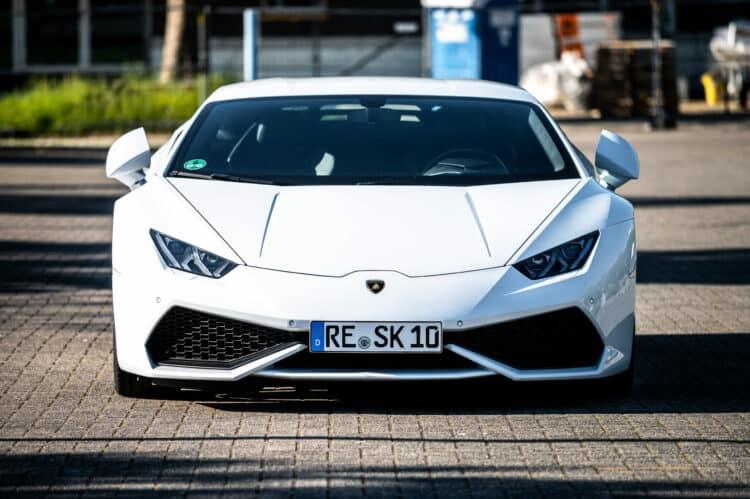 Lamborghini Huracan mieten in Dortmund