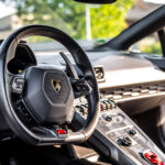Lamborghini Huracan Cockpit