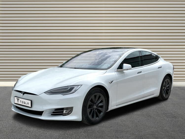tesla model s long range mieten