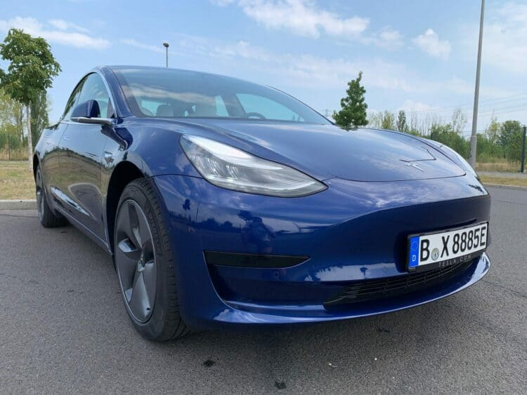 tesla model 3 standard plus mieten in berlin