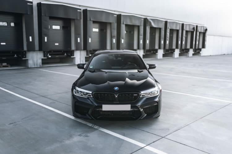 BMW M5 mieten in Heilbronn 2