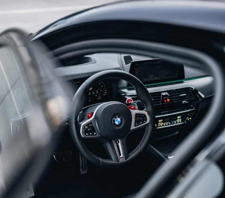 BMW M5 mieten in Heilbronn 8