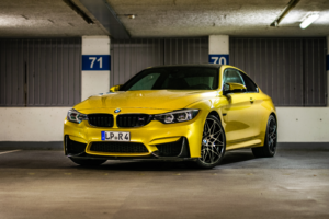 Bmw M4 Competition 1