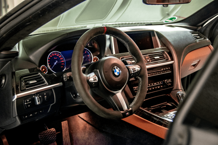 Bmw M650i Gran Coupe 4