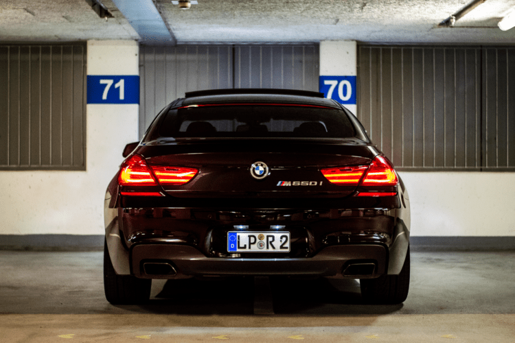 Bmw M650i Gran Coupe 1