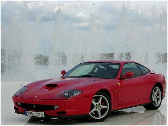 Ferrari-550-Maranello-1