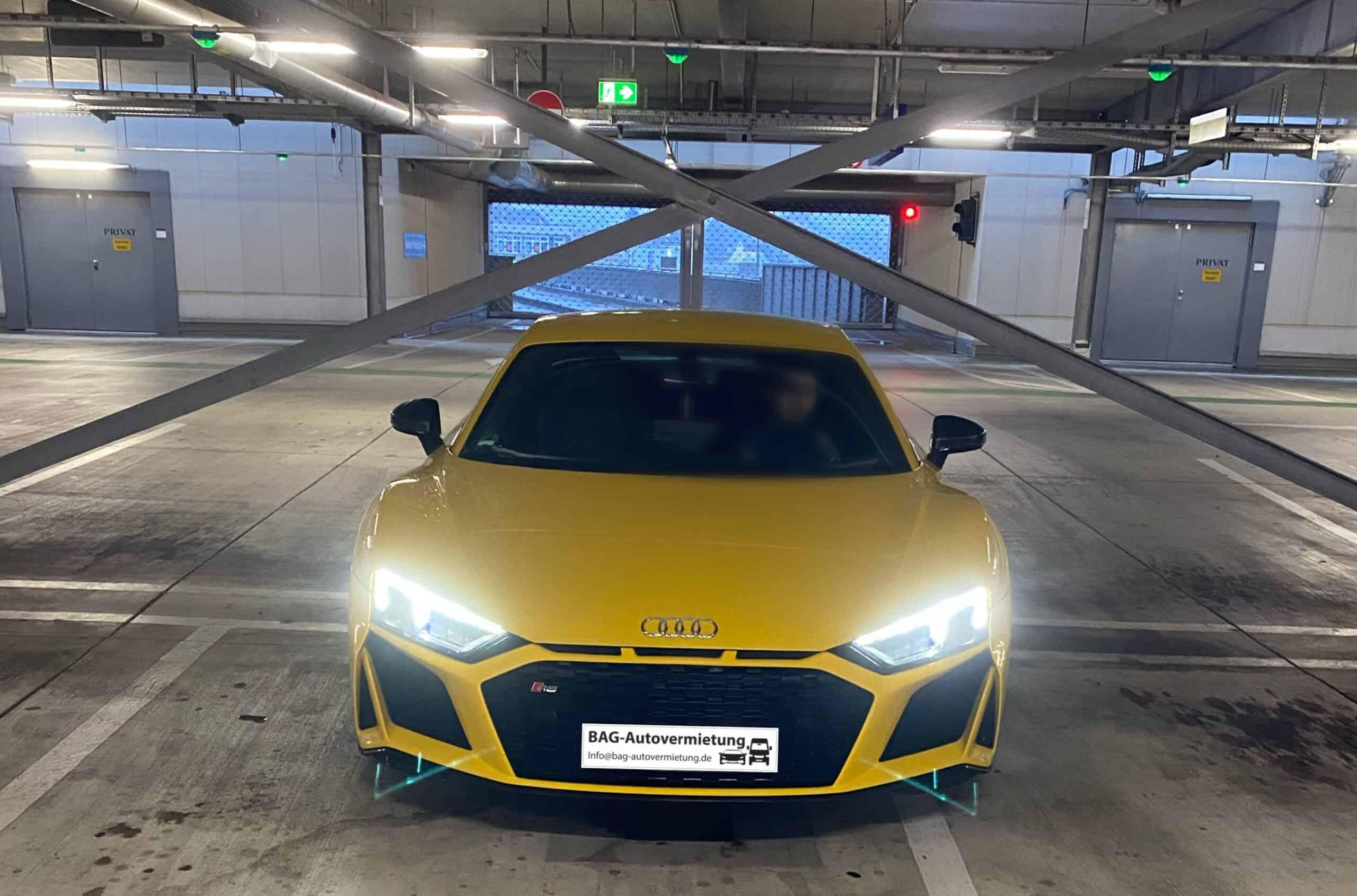 Audi R8 Perormance mieten 1