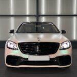 Mercedes S63 AMG L mieten in Bremen 4