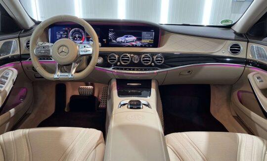 Mercedes S63 AMG L mieten in Bremen