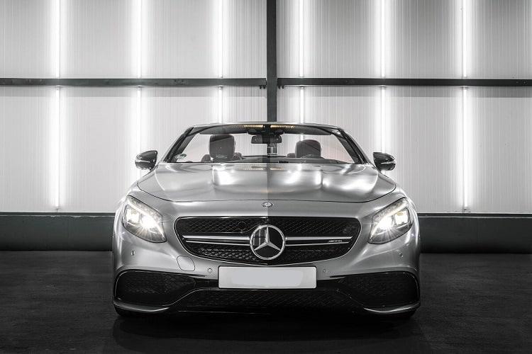 Mercedes S63 Cabrio mieten in Bremen 5