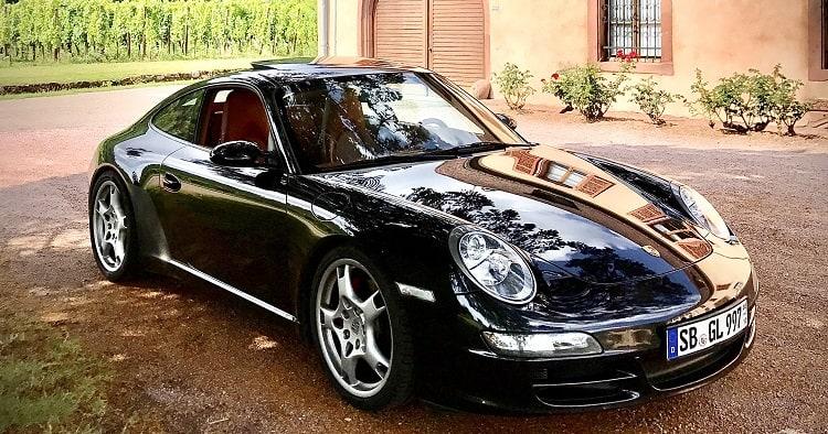 Porsche 911 Carrera S mieten