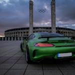 MERCEDES AMG GT R mieten in Berlin 3