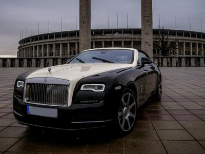 Rolls Royce Dawn mieten in Berlin