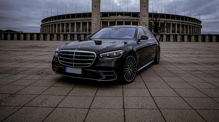 Mercedes S500 mieten in Berlin 1