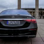 Mercedes S500 mieten in Berlin 3