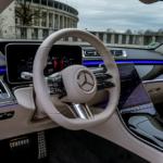 Mercedes S500 mieten in Berlin 4