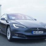 Tesla Model S mieten in Münster