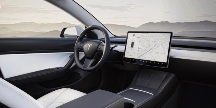 Tesla Model 3 Performance Plus mieten 1