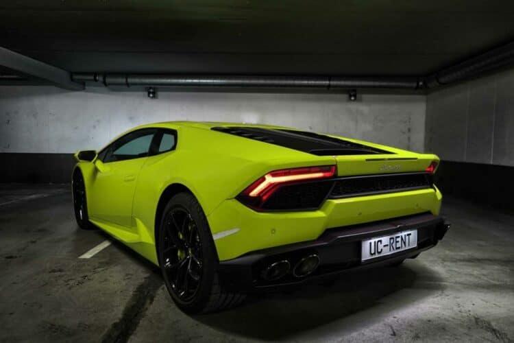 Lamborghini Huracan LP 610-4 1