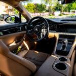 Porsche Panamera 4S Interior