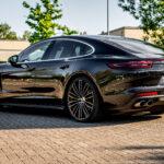 Porsche Panamera 4S Heckansicht