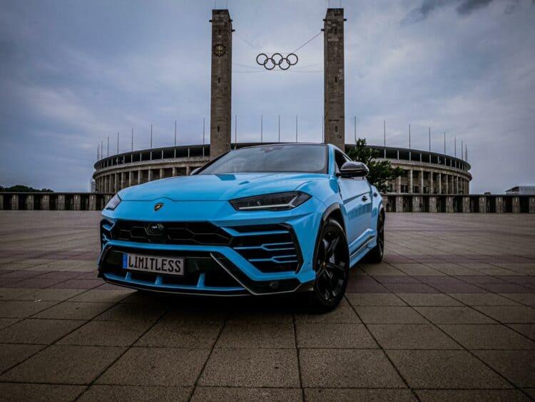 Lamborghini Urus mieten in Berlin