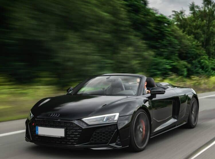 Audi R8 V10 Performance Spyder mieten in Bielefeld
