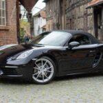 Porsche Boxster 718 Cabrio mieten in Fulda