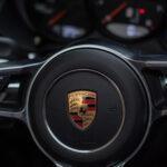 Porsche Boxster 718 Cockpit