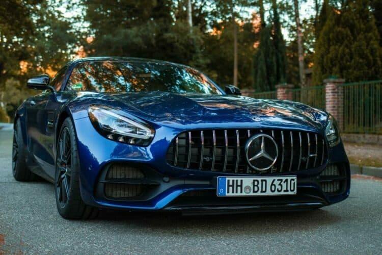 Mercedes AMG GT C mieten in Hamburg