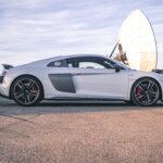 Audi R8 V10 Performance Seitenansicht