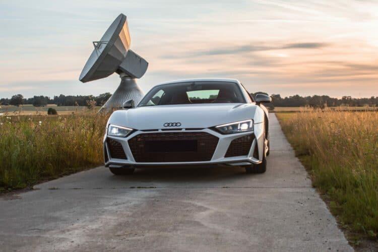 Audi R8 V10 Performance Frontansicht