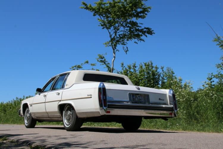 Cadillac Fleetwood mieten in Flensburg